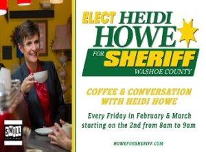 Coffee & Conversation with Heidi Howe