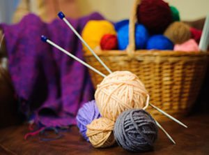 The Thursday Knitting Ladies